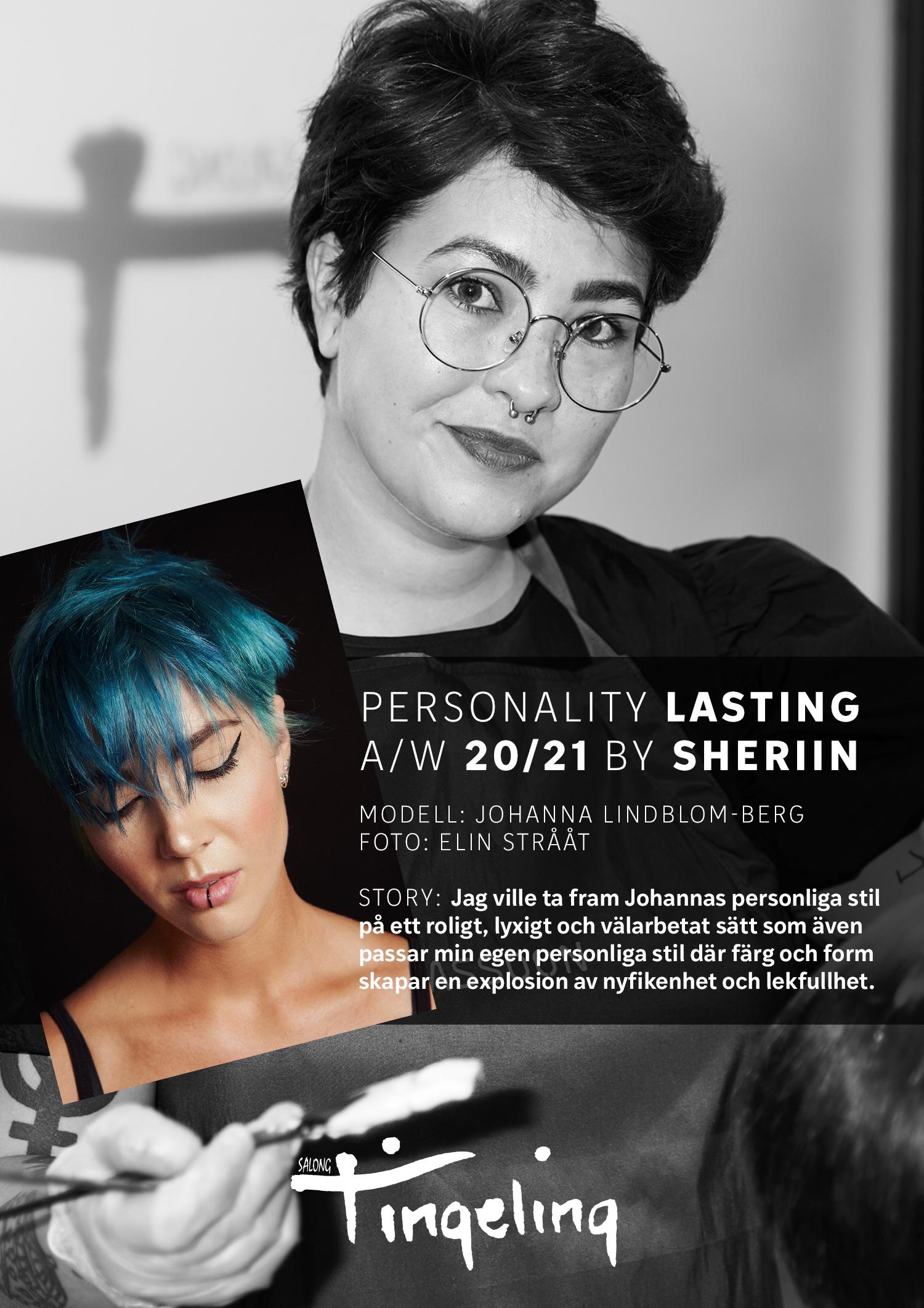 Personality Lasting